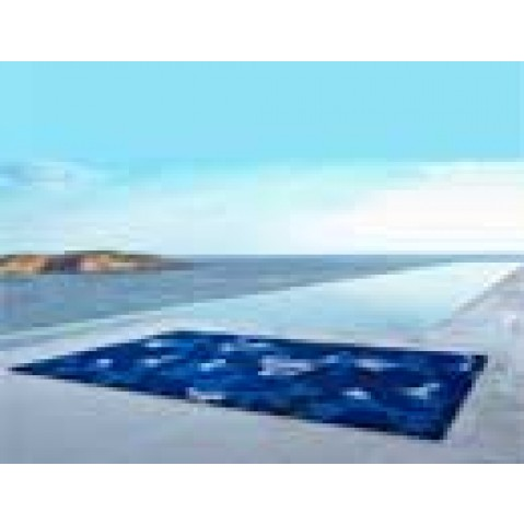 tapis exterieur camo vondom gris