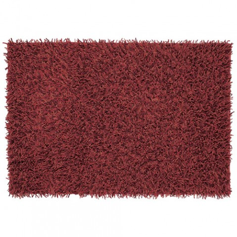 tapis cuks 200 nanimarquina rouge
