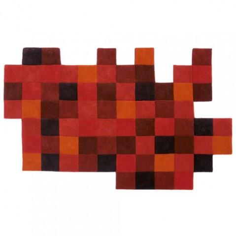 tapis do lo rez 1 nanimarquina rouge