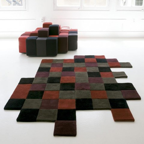 tapis do lo rez 1 nanimarquina rouge