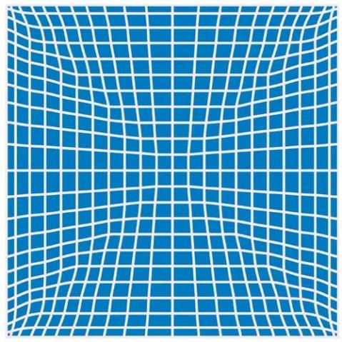 Tapis d exterieur f3 bleu de vondom for Petit tapis exterieur