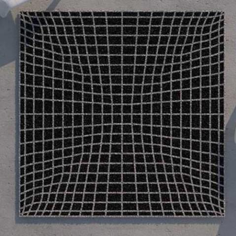 tapis exterieur f3 vondom noir