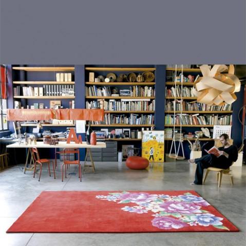 tapis formosa 170 nanimarquina rouge