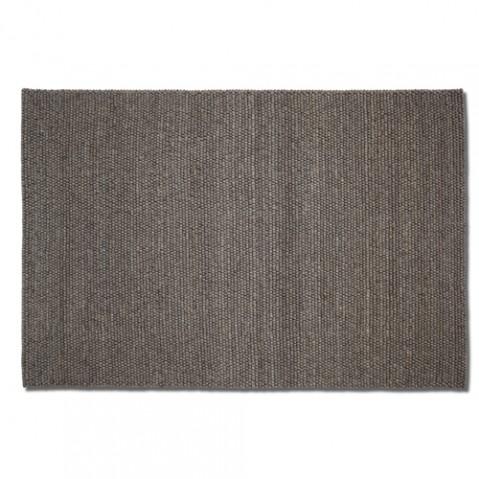 tapis peas hay 200 300 gris fonce