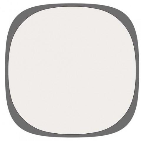 tapis exterieur ufo vondom blanc gris