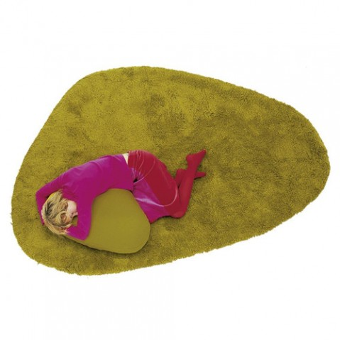 tapis zoom nanimarquina pistache