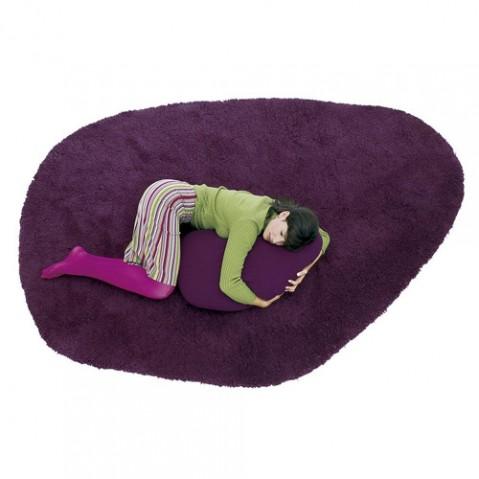 tapis zoom nanimarquina violet