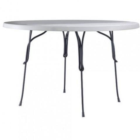 VIGNA - TABLE RONDE, 2 tailles, 5 couleurs de MAGIS