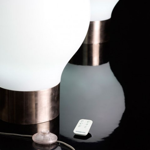 The Second Light Led RGB Sphere Lumineuse Vondom