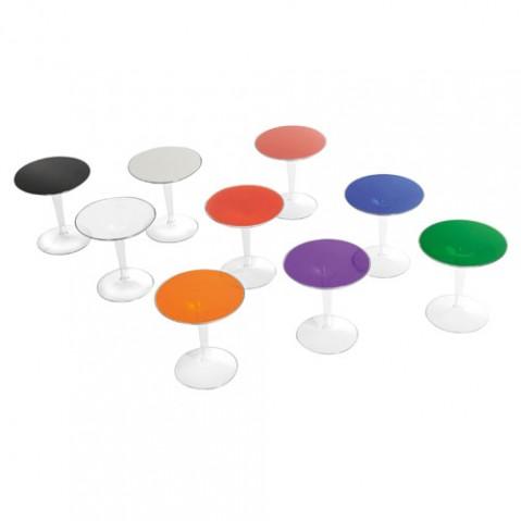 Tip Top Table Design Kartell Violet