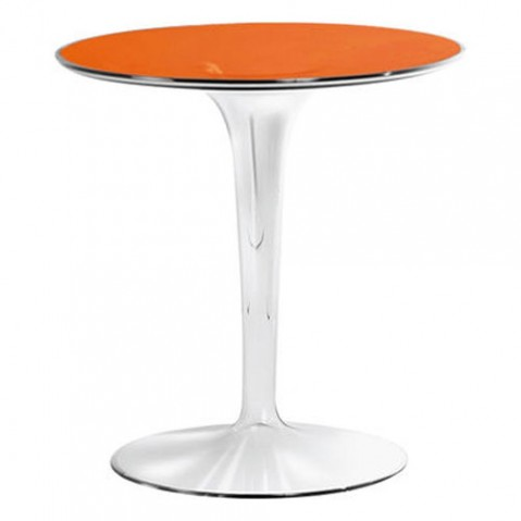 Tip Top Table Design Kartell Orange