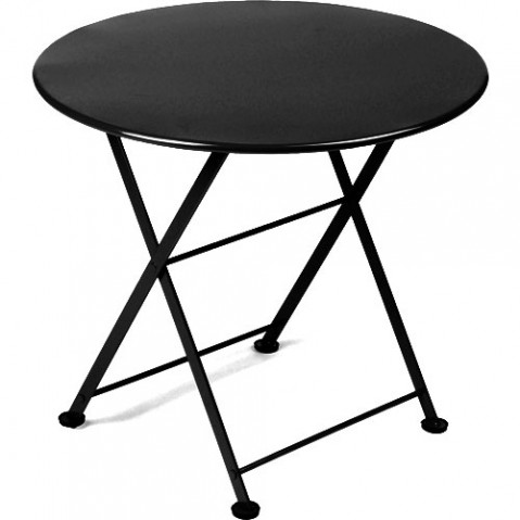 Tom Pouce Table Basse Design Fermob Noir