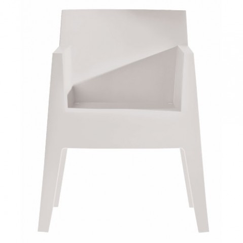 Toy Driade fauteuil design blanc