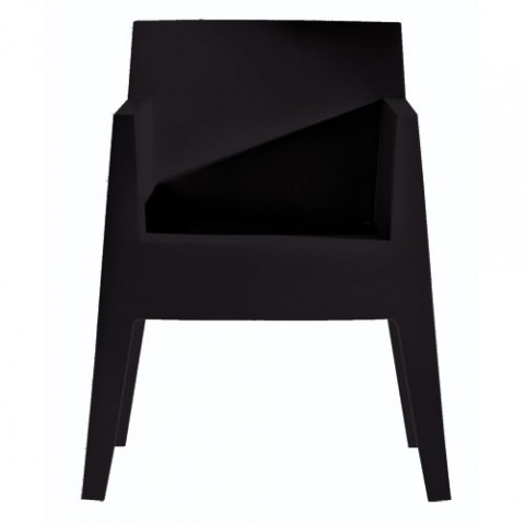 Toy Driade fauteuil design noir