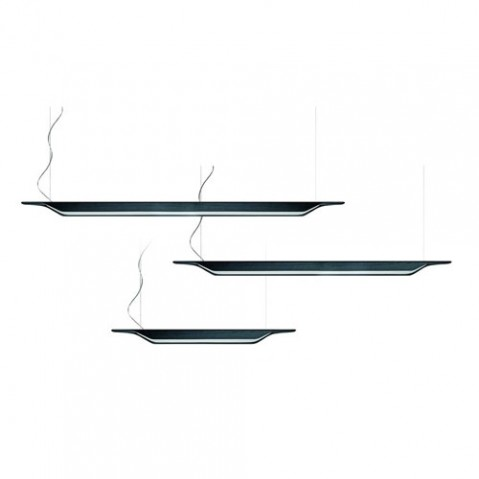 Troag Grande Suspension Design Foscarini Naturel