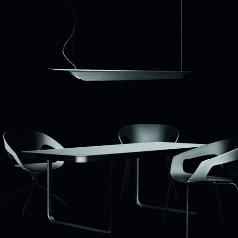 Troag Media Suspension Design Foscarini Noir