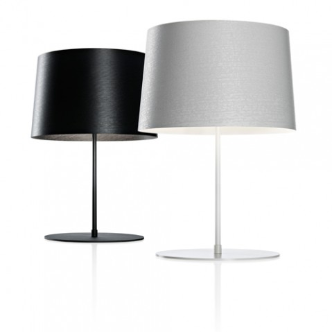 Twiggy XL Lampe Poser Foscarini Noir