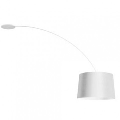 Twiggy Foscarini plafonnier design blanc