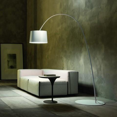 TWIGGY - LAMPADAIRE, 5 couleurs de FOSCARINI