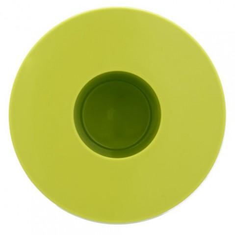 vase calice kartell vert