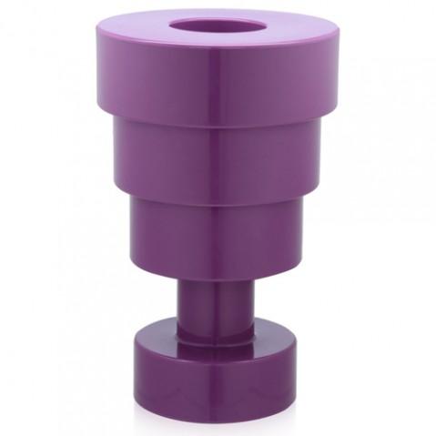vase calice kartell violet