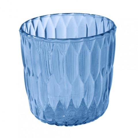 vase jelly kartell bleu