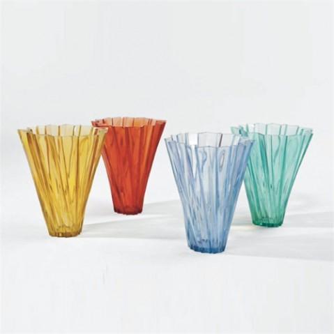 vase shanghai kartell cristal