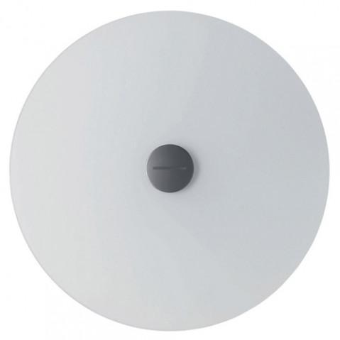 verre orbital 3 foscarini blanc