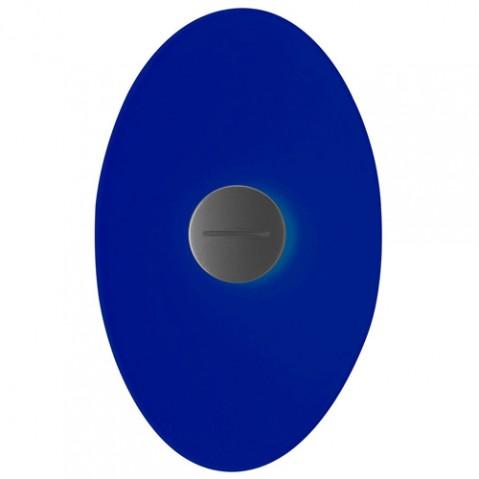 verre orbital 2 foscarini bleu