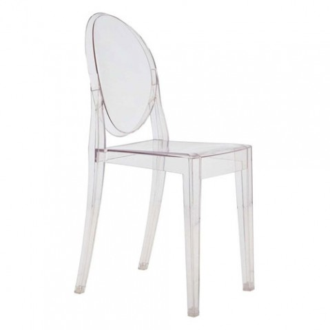 CHAISE VICTORIA GHOST, 7 couleurs de KARTELL