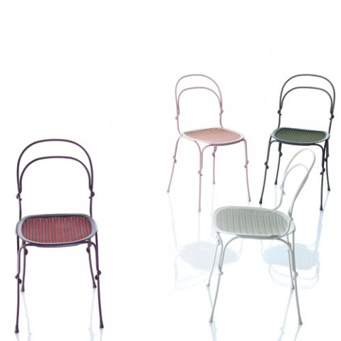 Vigna Magis chaise design