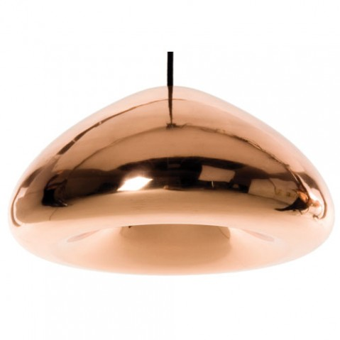 Void suspension Tom Dixon cuivre