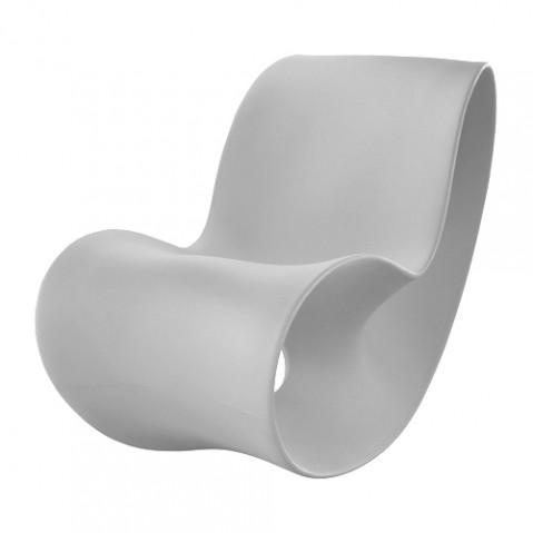 Voido Rocking Chair Magis Gris clair