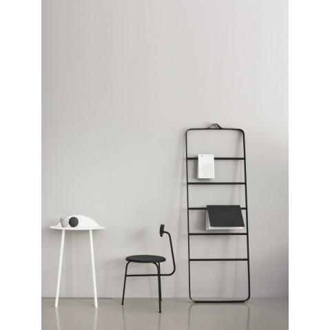 porte serviette towel ladder noir de menu. Black Bedroom Furniture Sets. Home Design Ideas