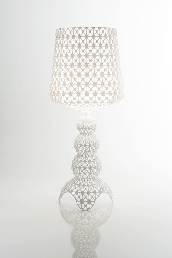 LAMPE MINI KABUKI DE KARTELL, BLANC
