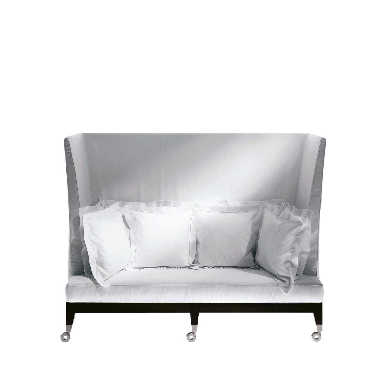 canape 3 places avec dossier haut neoz de driade. Black Bedroom Furniture Sets. Home Design Ideas