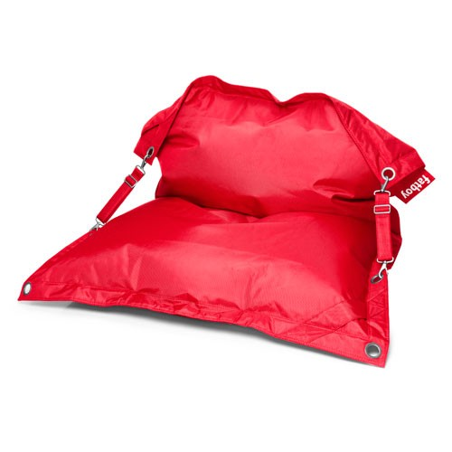 pouf exterieur buggle up red de fatboy. Black Bedroom Furniture Sets. Home Design Ideas