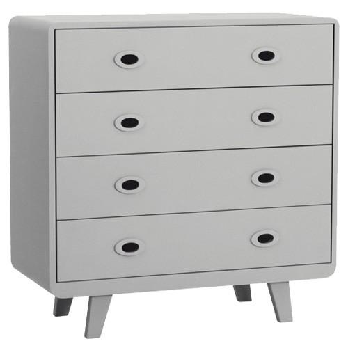 commode toi et moi gris clair de laurette. Black Bedroom Furniture Sets. Home Design Ideas