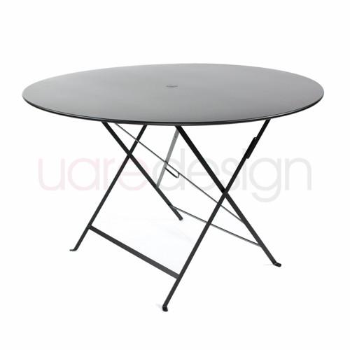 table pliante bistro 117cm r glisse de fermob. Black Bedroom Furniture Sets. Home Design Ideas