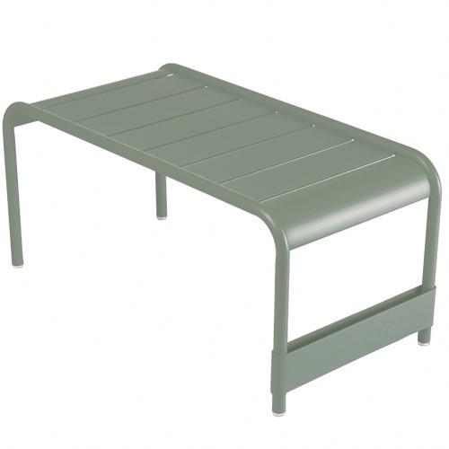 grande table basse luxembourg cactus de fermob. Black Bedroom Furniture Sets. Home Design Ideas