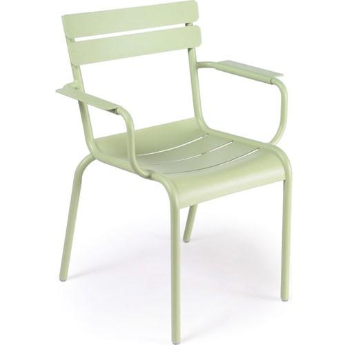 fauteuil luxembourg tilleul de fermob. Black Bedroom Furniture Sets. Home Design Ideas