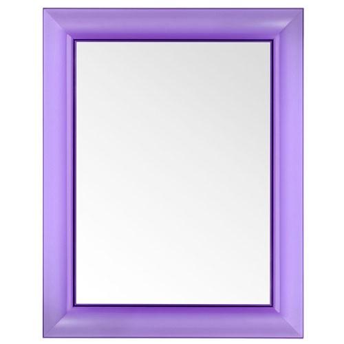miroir francois ghost violet de kartell. Black Bedroom Furniture Sets. Home Design Ideas