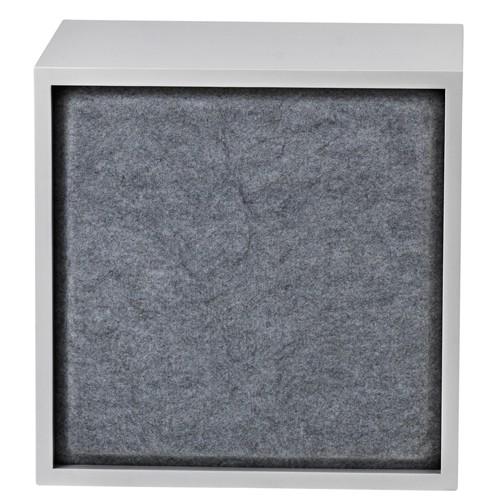 stacked medium - isolation phonique gris de muuto