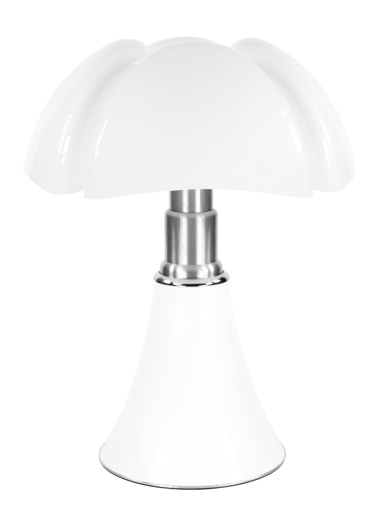 mini pipistrello lampe a poser blanc led de martinelli. Black Bedroom Furniture Sets. Home Design Ideas