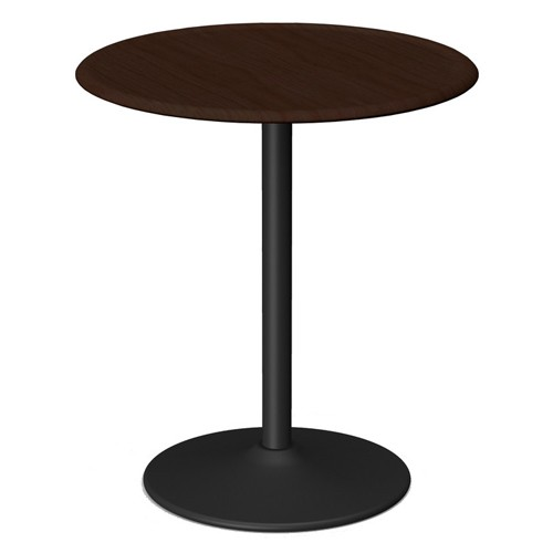 Delicieux Pipe Table Ronde Magis Hetre Fonce