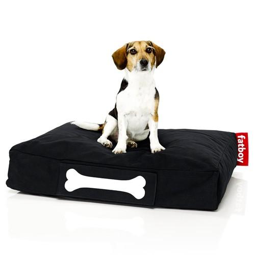 pouf pour chien doggielounge stonew noir de fatboy. Black Bedroom Furniture Sets. Home Design Ideas