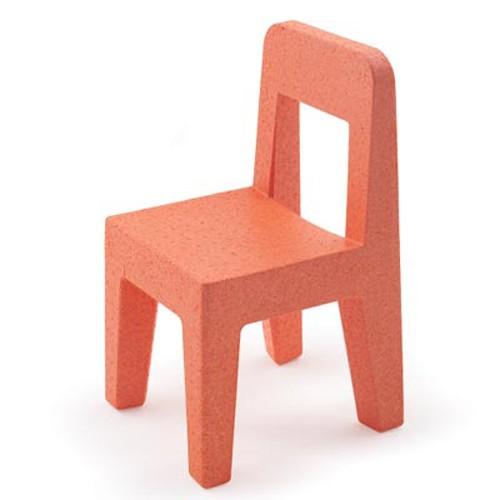 seggiolina pop chaise enfant orange de magis collection me too. Black Bedroom Furniture Sets. Home Design Ideas