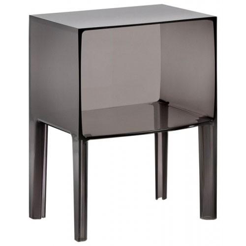 chevet small ghost buster transparent fume de kartell. Black Bedroom Furniture Sets. Home Design Ideas