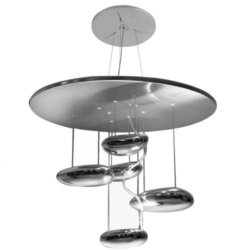 suspension mercury led mini cm de artemide. Black Bedroom Furniture Sets. Home Design Ideas