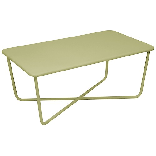 croisette table basse tilleul de fermob. Black Bedroom Furniture Sets. Home Design Ideas